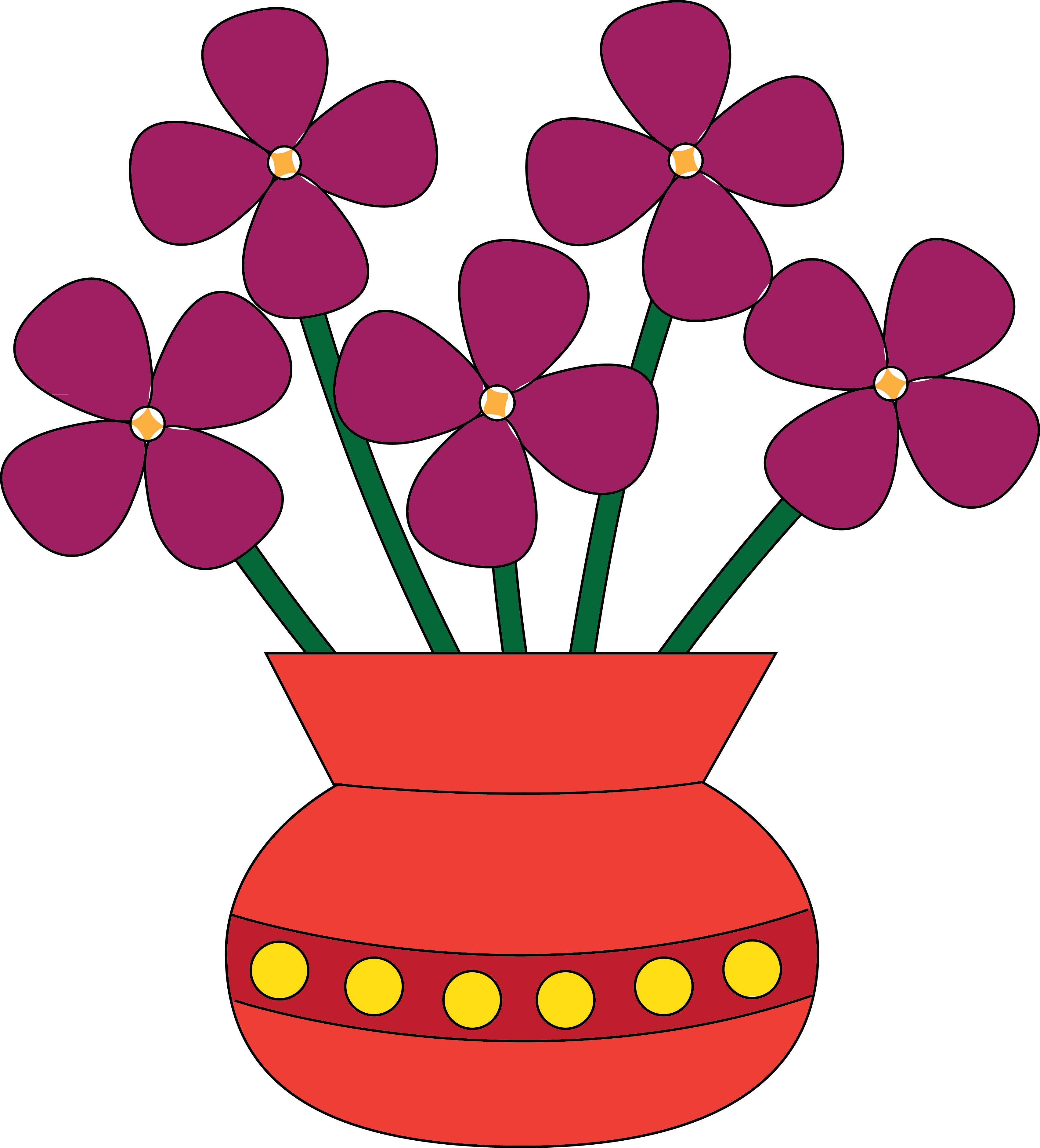 Drawn vase clipart Clipart Clipart Clipart Images