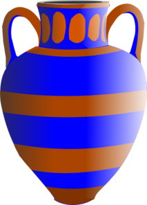 Vase clipart Clker Clip Eqyptian Vase Eqyptian