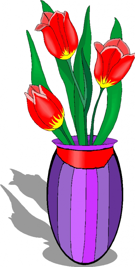 Vase clipart animated  panda clipart a free