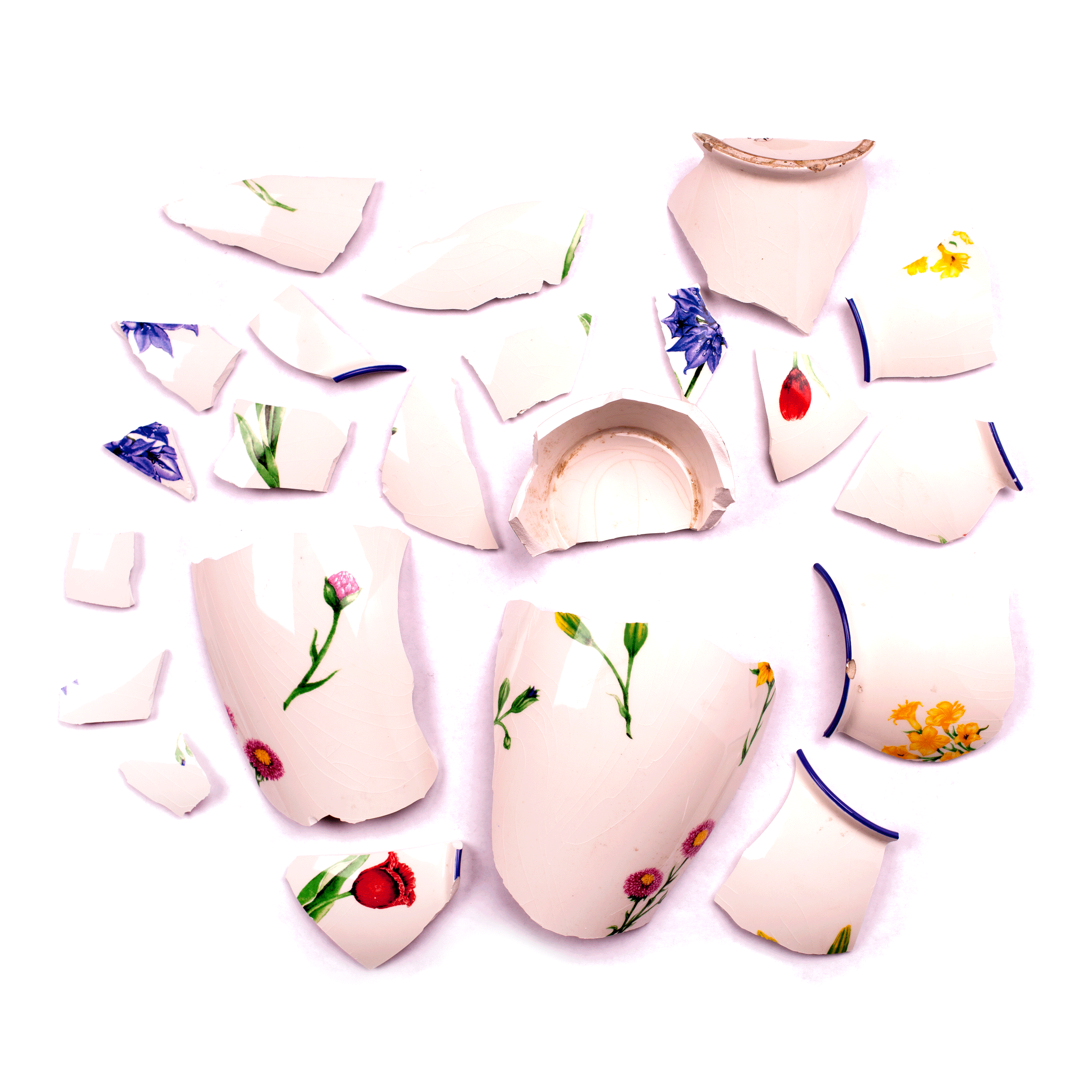 Vase clipart smashed The Store  Bad Man
