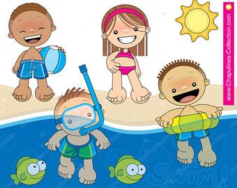 Vase clipart child breaks 60% kids swim clipart 60%