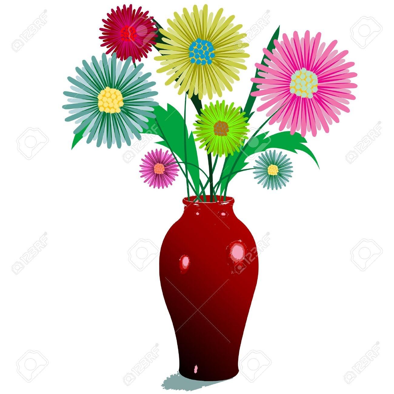 Vase clipart cute Vase clipart Vase clipart #4