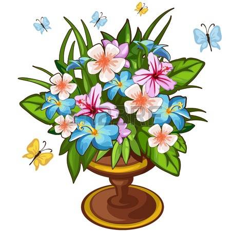 Bouquet clipart may Flowers flowers in  clipart