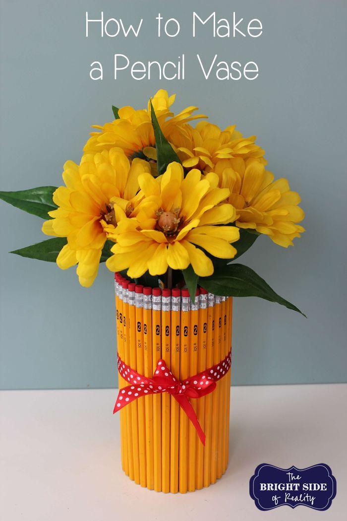 Pencil clipart vase Pencil Tutorial Make about Pinterest