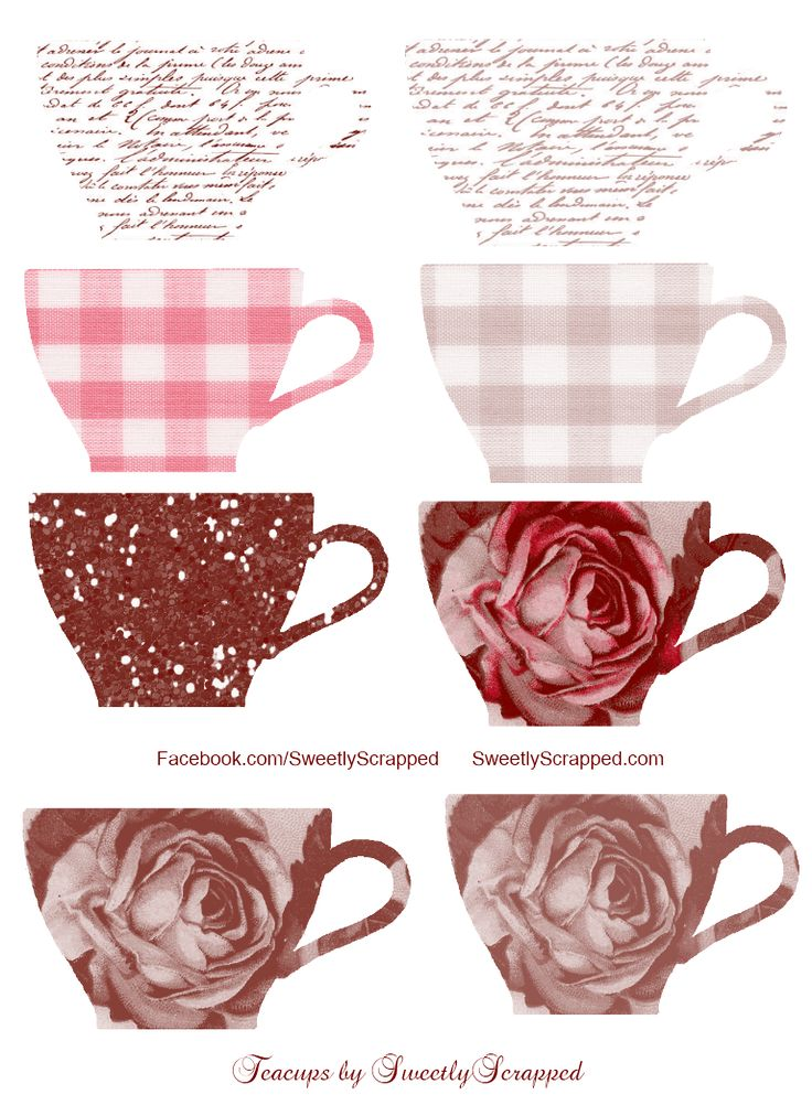 Tea Party clipart office lunch Printables and images Pinterest Free