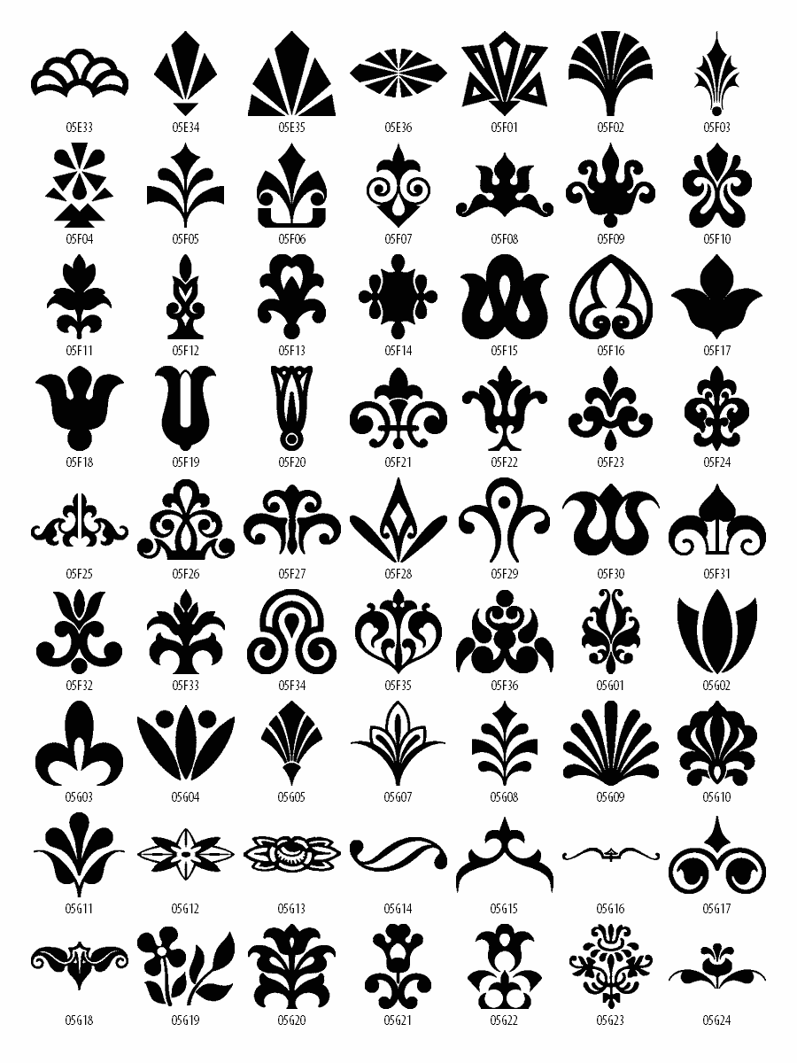Vector clipart From Patterns elements yandex design