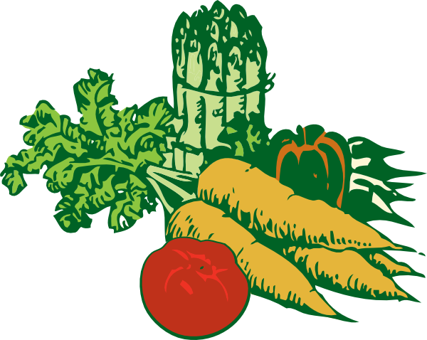 Broccoli clipart veggie Clipart Vegetables  Animated