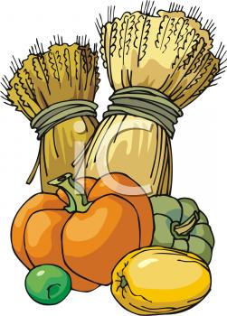 Thanksgiving clipart crops Harvest  Autumn Picture FoodsClipart