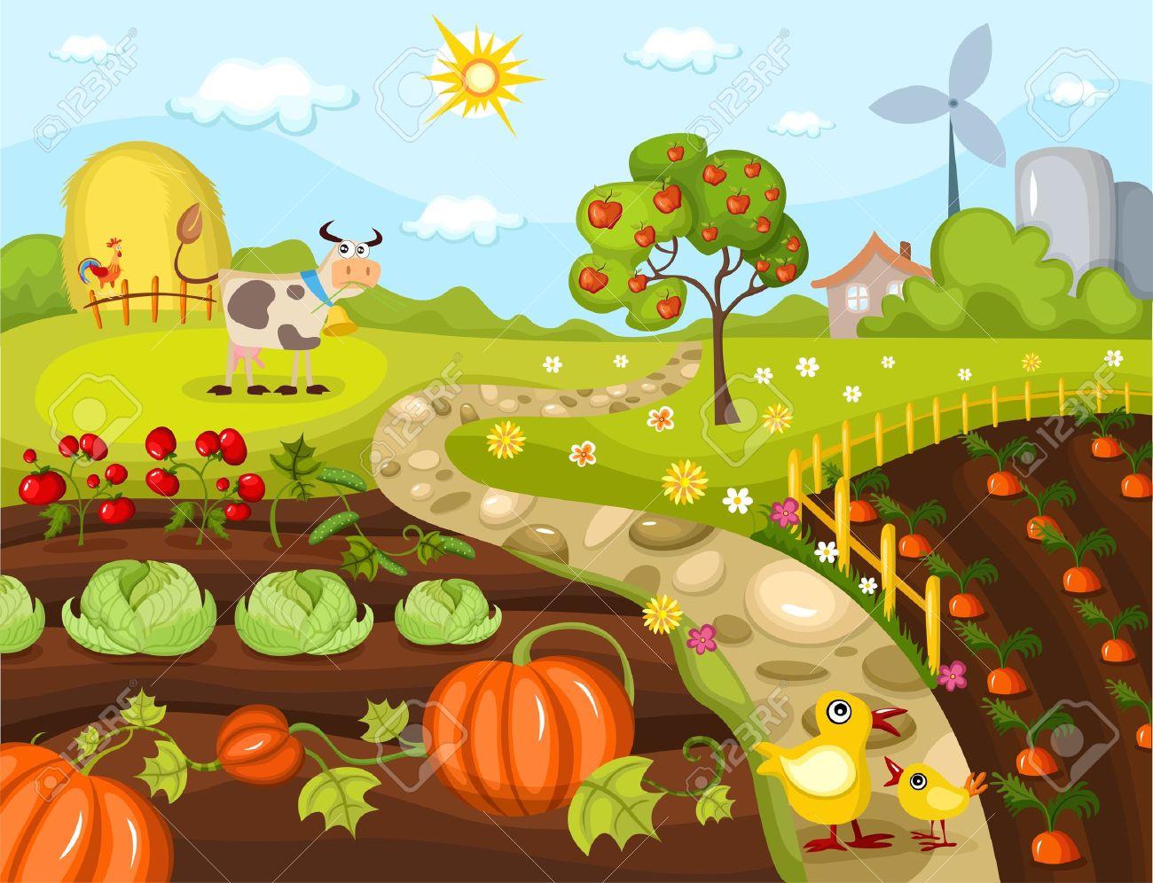 Vegetable clipart crop Clipart  clip Vegetable art
