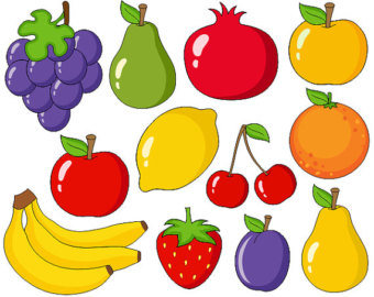 Vegetable clipart cute Download Veggie Vegetables Clip Clipart