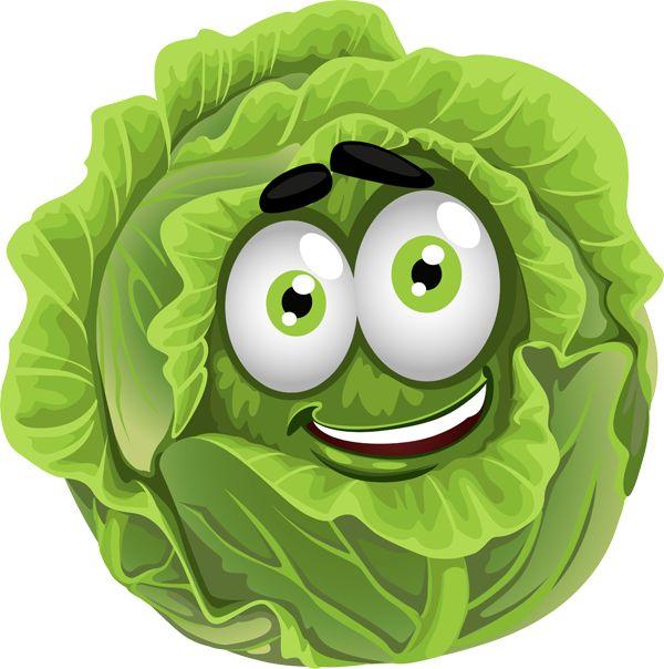 Cabbage clipart eye Vegetables DIVERTIDOS png on best