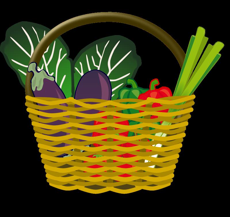 Picnic Basket clipart market basket Use Food  Art Page