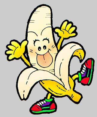 Banana clipart different fruit Cliparts Free Clipart Free Fruit