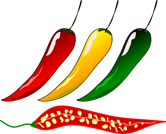Chile clipart sili Free Vegetable Art Free of