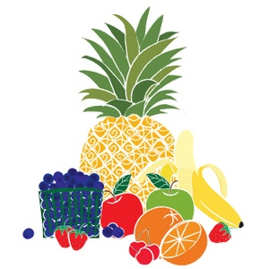 Banana clipart mix fruit Images Clipart Clipart Free Clip