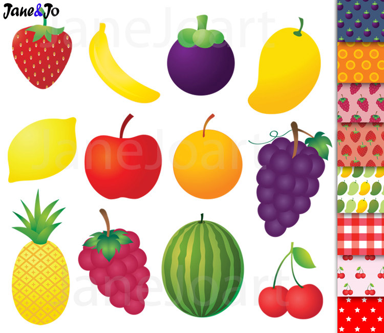 Grape clipart mango fruit Apple banana Camping Camp strawberry