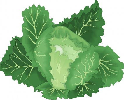 Vegetable clipart sayur Green Art – Download Clipart