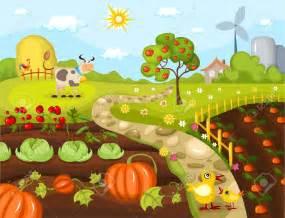 Vegetable clipart vegetable farm And Vegetables Farm Clipart Clipart