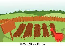 Fresh clipart vegetable patch Vegetable Graphics Vector Vegetable cartoon
