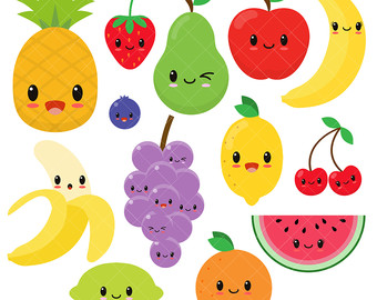 Blueberry clipart cute fruit Clipart Food Clip Vegetable /