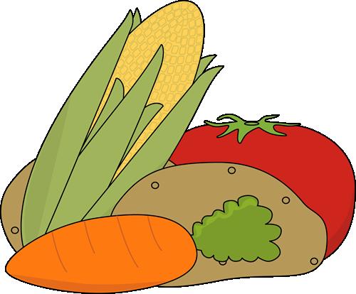 Vegetables clipart Clipart Art Free Vegetable Clip