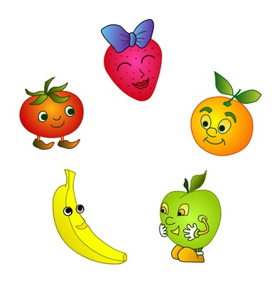 Banana clipart fruit and veg Free Download  Clipart Fruit