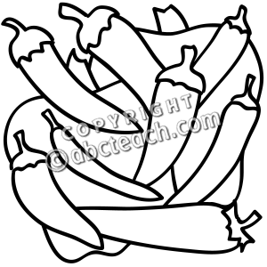 Squash clipart black and white And Black  And White