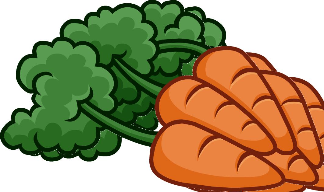 Carrot clipart bunch carrot Clip Carrot Penguin  Art