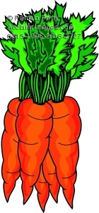 Carrot clipart bunch carrot Clipart Clipart Vegetable · Images