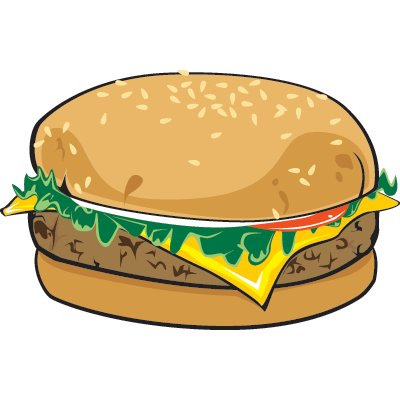 Veggie Burger clipart 24 Choice 08 a Always