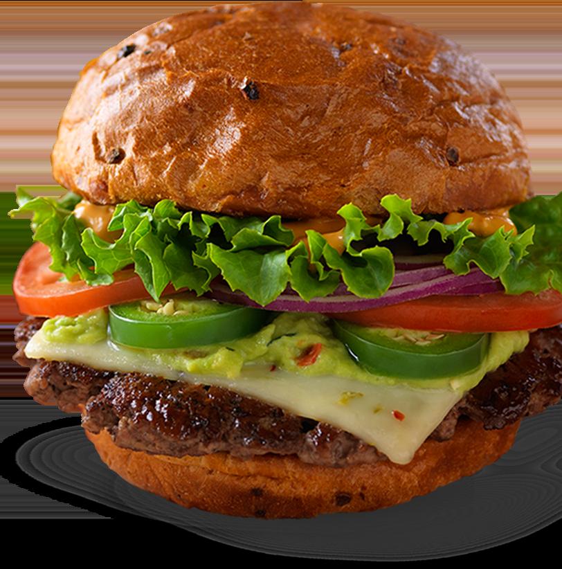 Veggie Burger clipart chicken sandwich & burger – baja Nutrition