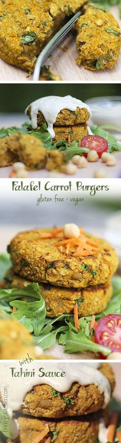 Veggie Burger clipart delicious food With & Carrot Sauce Balogh