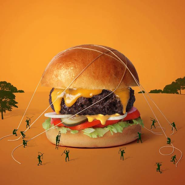 Veggie Burger clipart fats Images creativos Ultra on best