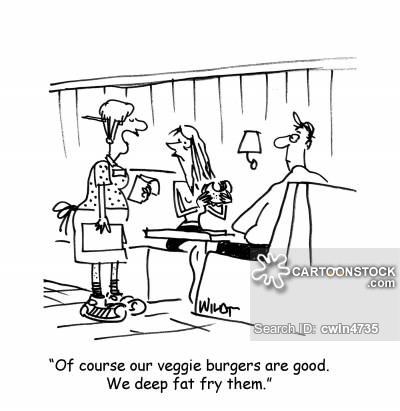 Veggie Burger clipart fats Pictures Burger Comics CartoonStock Burger