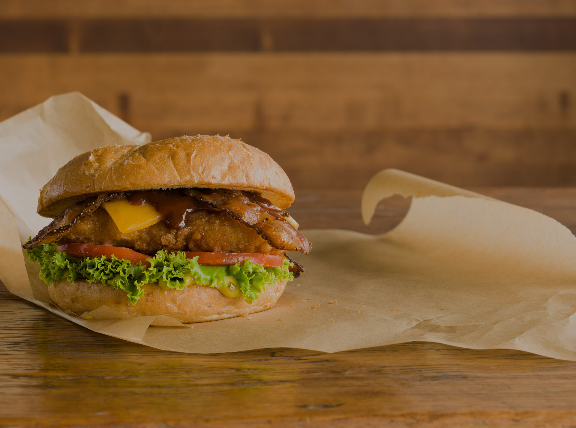 Veggie Burger clipart fish n chip  Burgerville