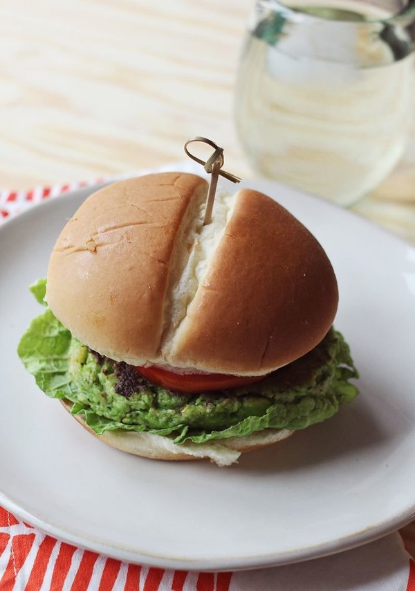 Veggie Burger clipart healthy Burgers 7 HuffPost Tricks