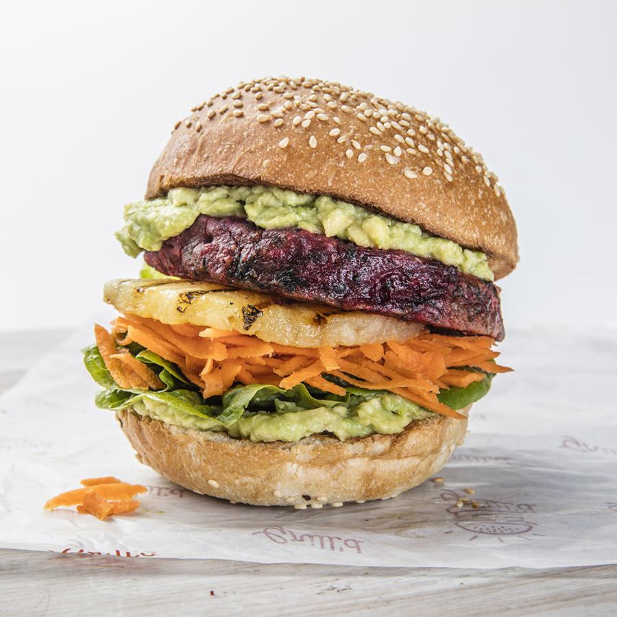 Veggie Burger clipart healthy Img 0123 Healthy Grill'd Veggie