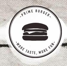 Veggie Burger clipart logo design Burger Prime Logo Design Logos