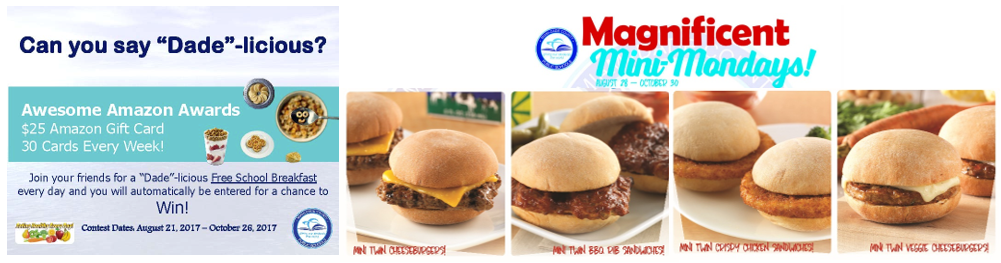 Veggie Burger clipart school food Official & Menus Schools Lunch