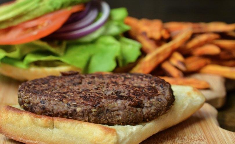 Veggie Burger clipart the fifth amendment Burgers Vitamix Burgers Veggie Veggie