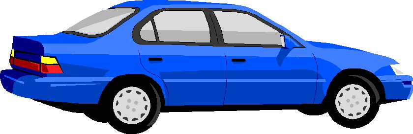Blue Car clipart transparent car Art Vehicle Clipart Clip Free