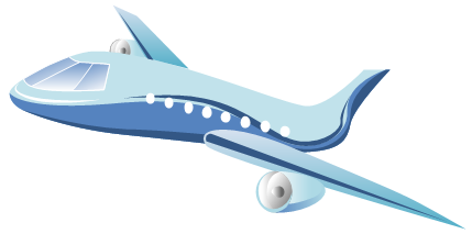 Boat clipart airplane Art Vector Art Vehicle Vector