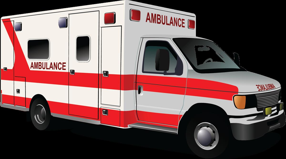 Emergency clipart ambulance Vehicles Emergency  clipart free