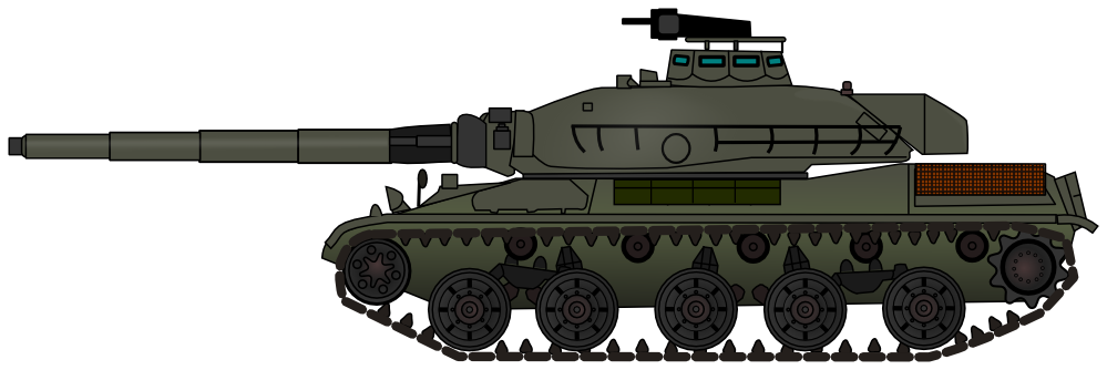 Army clipart war tank #5