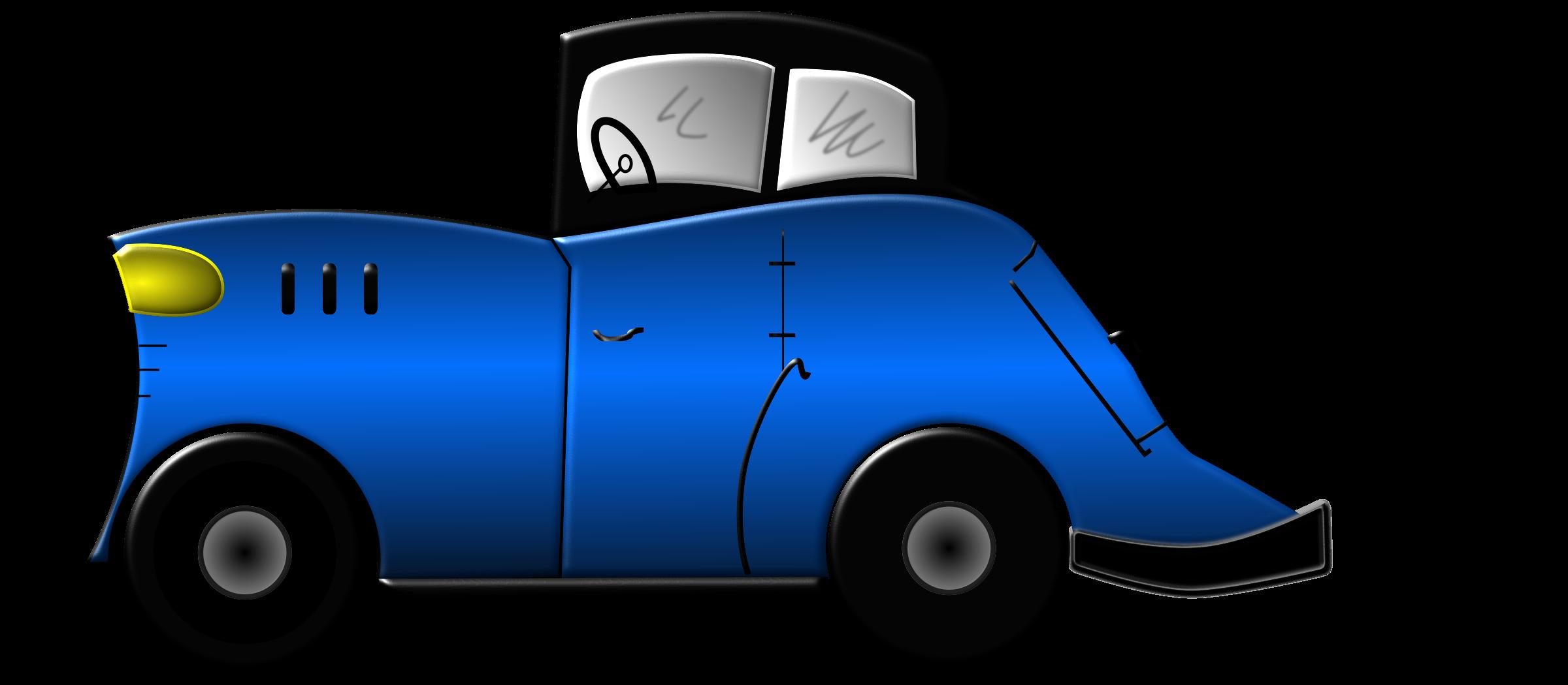 Blue Car clipart cartoon Car Car Clipart Cartoon Cartoon