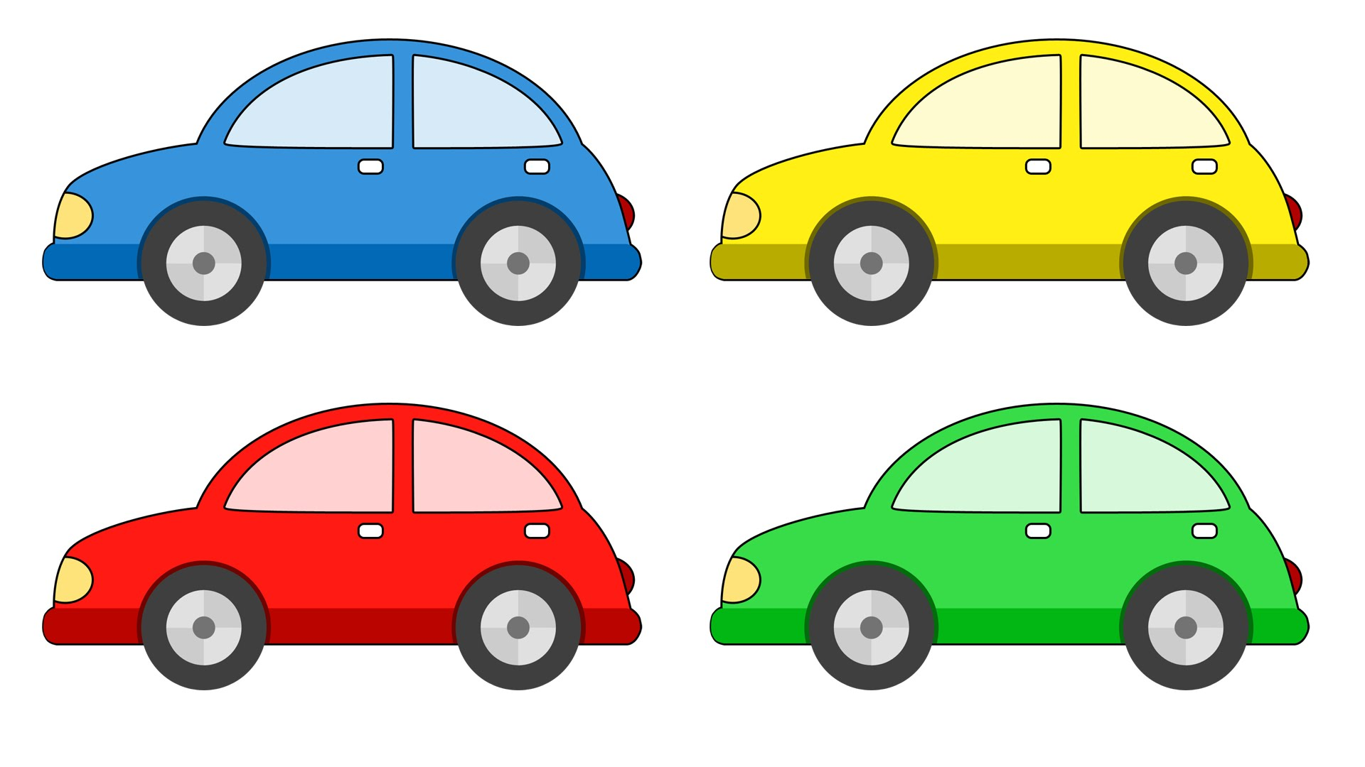 Vehicle clipart children's Education YouTube With Learn With
