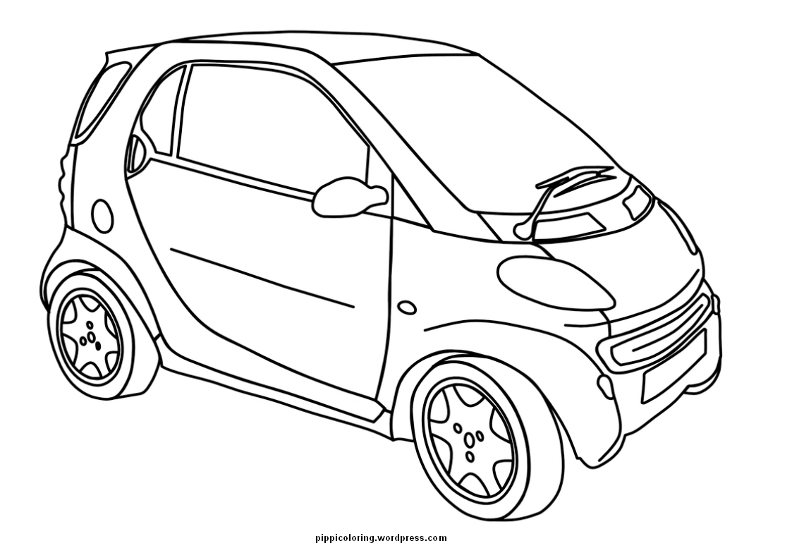 Vehicle clipart coloring #7338 Ideas Pages Coloring 1024×791