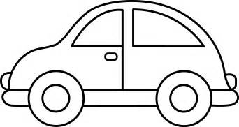 Vehicle clipart coloring Drawing Clip car Free stick