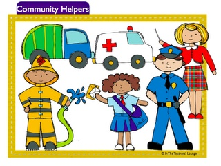 Vehicle clipart community helper Books includes Helpers for