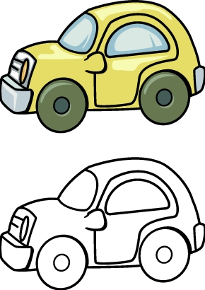 Toy clipart printable #6